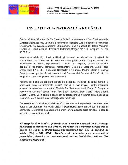INVITAȚIE ZIUA NAȚIONALĂ A ROMÂNIEI-page-001