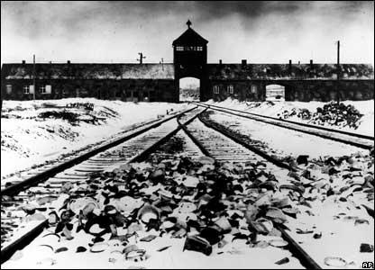 Auschwitz-Entrance