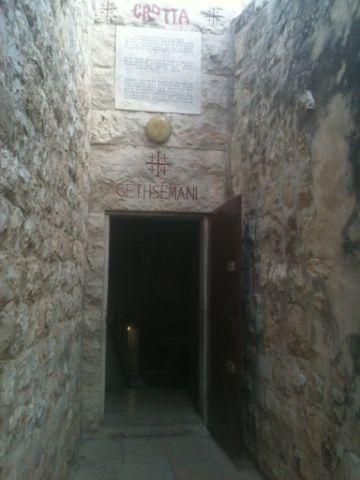 Ghetsemani Cave