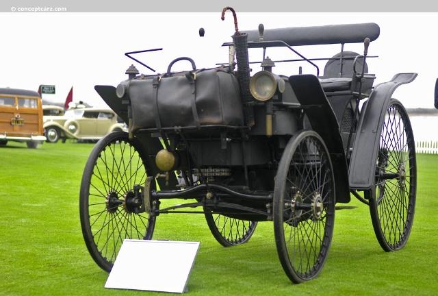 Cu un astfel de Peugeot (model din 1892) colinda Baronul Bellu Bucureştiul…