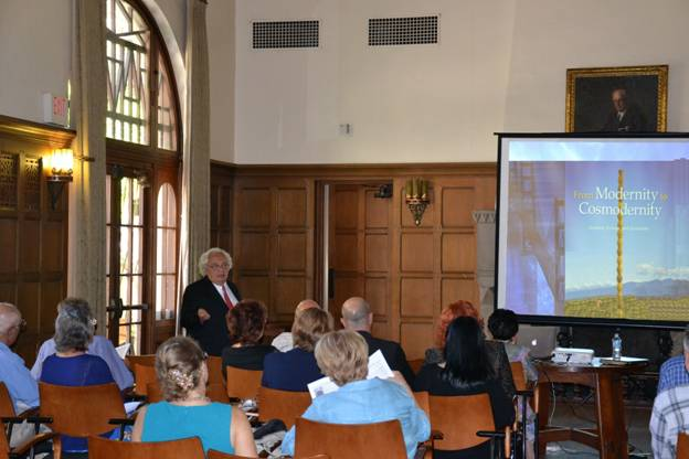 Keynote speech – Prof. Basarab Nicolescu