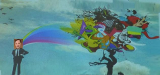 Imagine din prezentarea TED făcută de Dr. Ferguson folosindu-l pe Adrian Stoica drept exemplu.