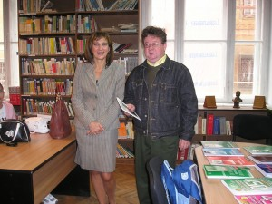 Revedere cu Carmen Johannis, Liceul Gheorghe Lazar