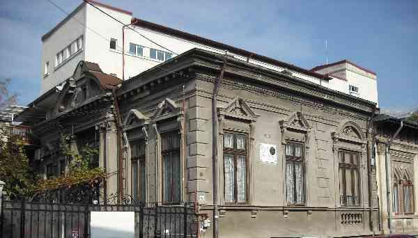 Casa în care a locuit Marin Sorescu