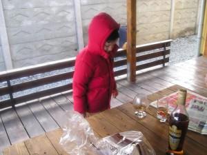 Serghei ne avertizeaza ca alcoolul dauneaza sanatatii