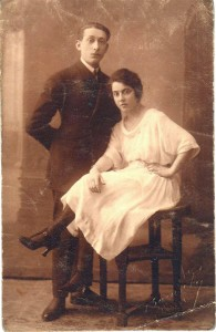 Bunicii in 1921