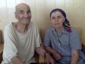 Carte din Moldova cu bunicii Florentinei