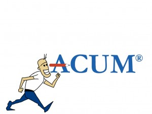 Drawing by Jeff Terrell - reproduced with permission. The ACUM logo is the copyright of ACUM.